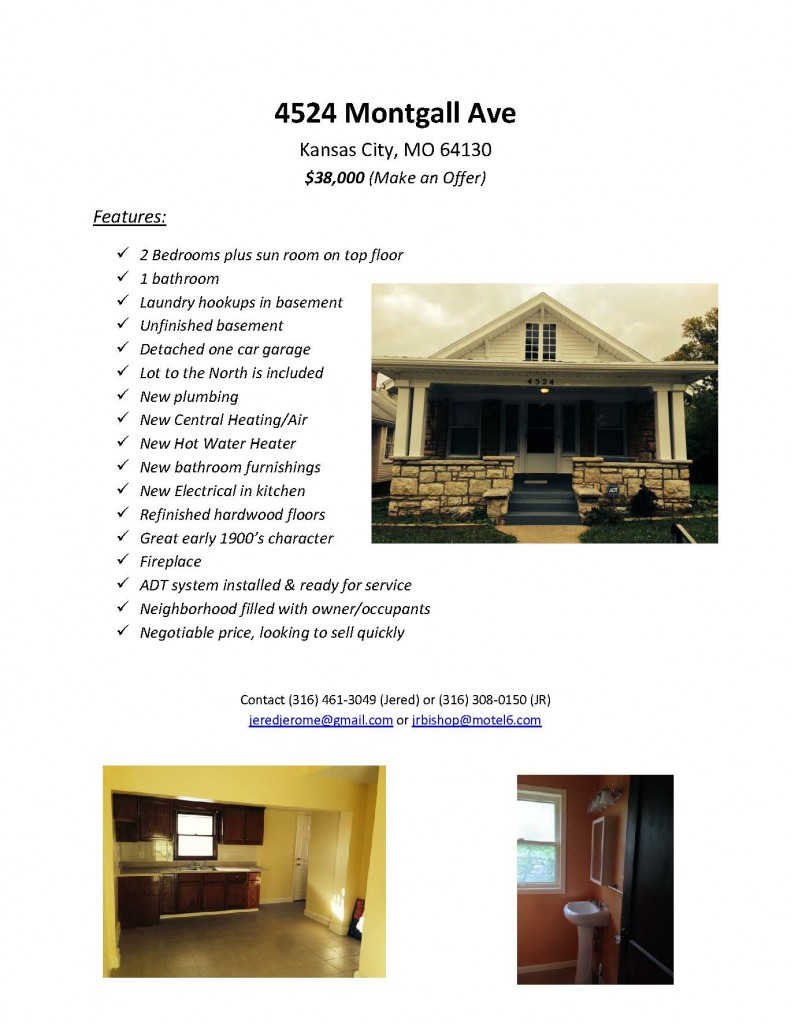 4524 Montgall Ave - Flyer