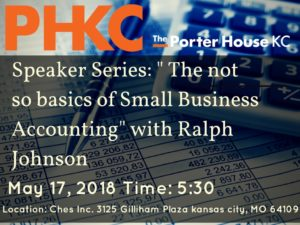 The Porter House KC Speaker Series @ CHES, Inc. | Kansas City | Missouri | United States